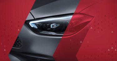 Mercedes-Benz розповів про дату презентації нового С-класу