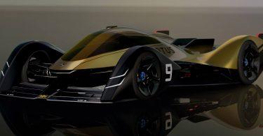 Lotus показав електричний спорткар з 2030 року