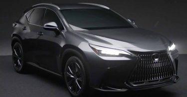Новий Lexus NX повністю розсекретили до прем'єри