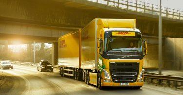 Volvo почала тестування електровантажівки на великих відстанях