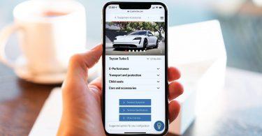 Штучний інтелект допоможе власникам Porsche налаштувати свої автомобілі