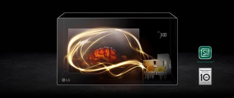 LG NeoChef Smart Inverter