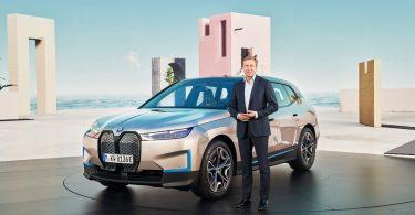 Генеральний директор BMW AG Олівер Ципсе