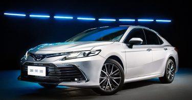Представлена оновлена Toyota Camry з ексклюзивними опціями