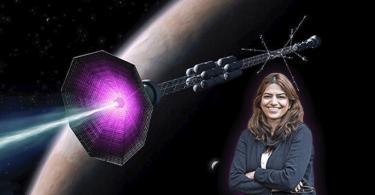 Розроблено надшвидкісний плазмовий двигун для космічних польотів