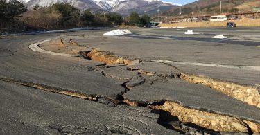 Землетрус в Японії знищив знаменитий гоночний автодром разом з машинами