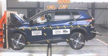 Новий Nissan X-Trail провалив краш-тест
