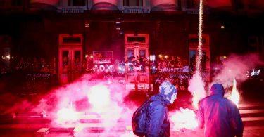 Протест в києві