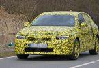 Шпигунська фотографія нової Opel Astra