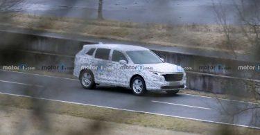 Новий Honda CR-V вперше сфотографували на дорозі