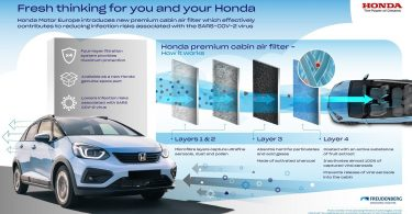 Honda фільтр