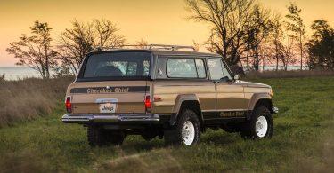 Jeep може відмовитися від імені Cherokee