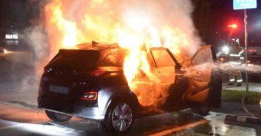 Hyundai назвав причину масового займання електрокарів