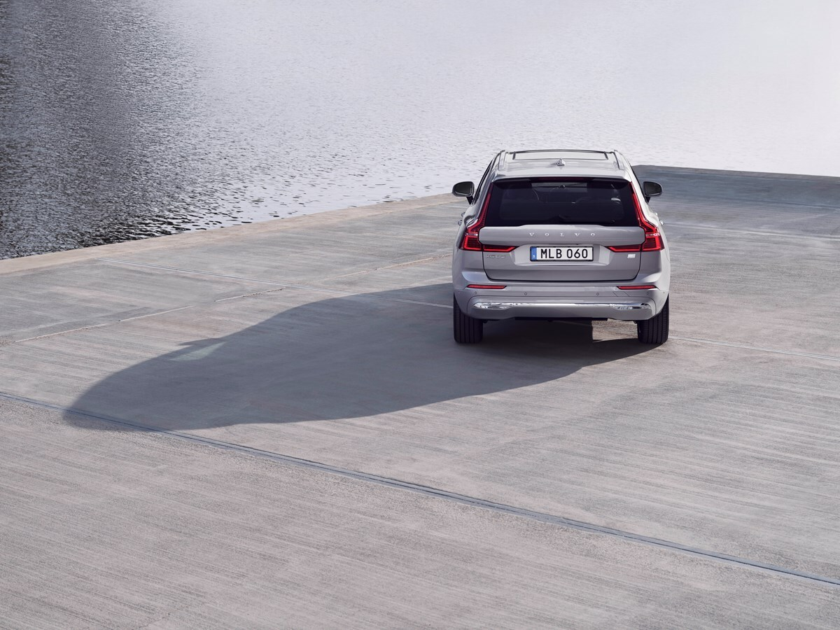 Volvo XC60 2022 модельного року