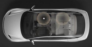 Електроседан Lucid Air першим отримає підтримку об'ємного звуку Dolby Atmos