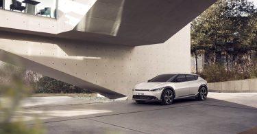 Kia розповіла про дизайн майбутніх автомобілів на прикладі електрокара EV6