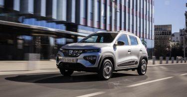 Dacia Spring вийде на європейський ринок з надзвичайно низькою ціною