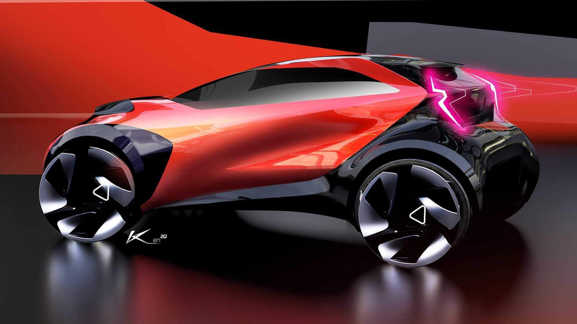 Скетчі Toyota Aygo