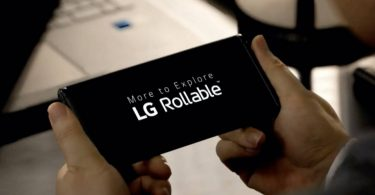 LG придумала смартфон з витяжним другим екраном