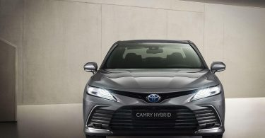Оновлена Toyota Camry вийшла на український ринок
