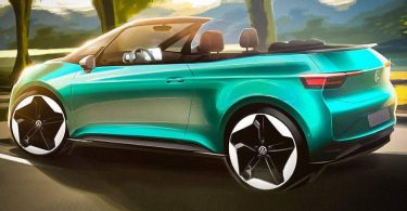 Volkswagen планує випустити електричний кабріолет на базі ID.3