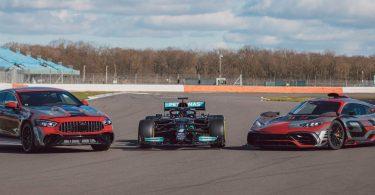 Mercedes-Benz показав 800-сильний супергібрід GT 73