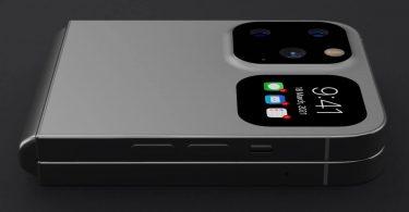 Реалістичний концепт складного смартфона від Apple [ФОТО]