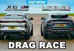 BMW X6 M проти Lamborghini Urus