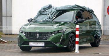 Зовнішність нового Peugeot 308 розкрили до прем'єри
