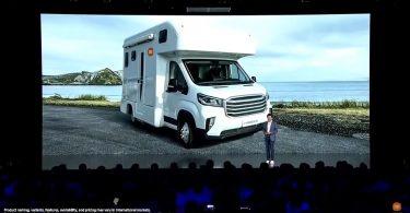 Xiaomi показала свій перший автомобіль. Це будинок на колесах