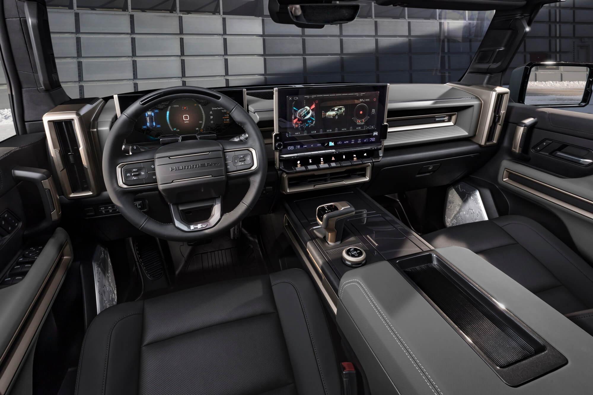 GMC Hummer EV SUV і GMC Hummer EV Pickup