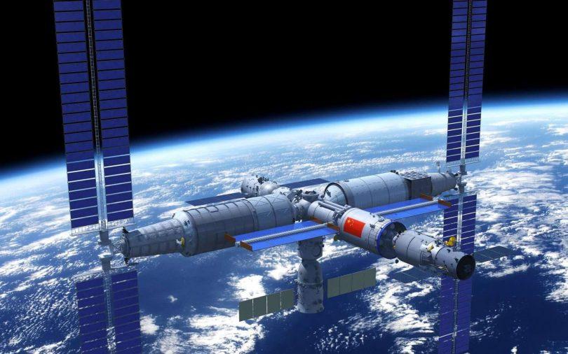 Китайська космічна станція