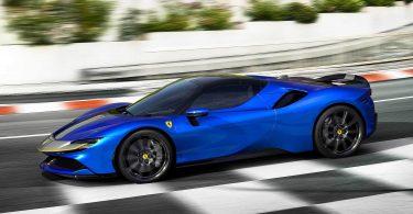 Ferrari випустить електричний суперкар раніше наміченого терміну