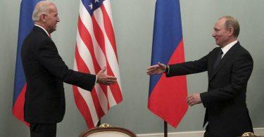 Байден та Путін