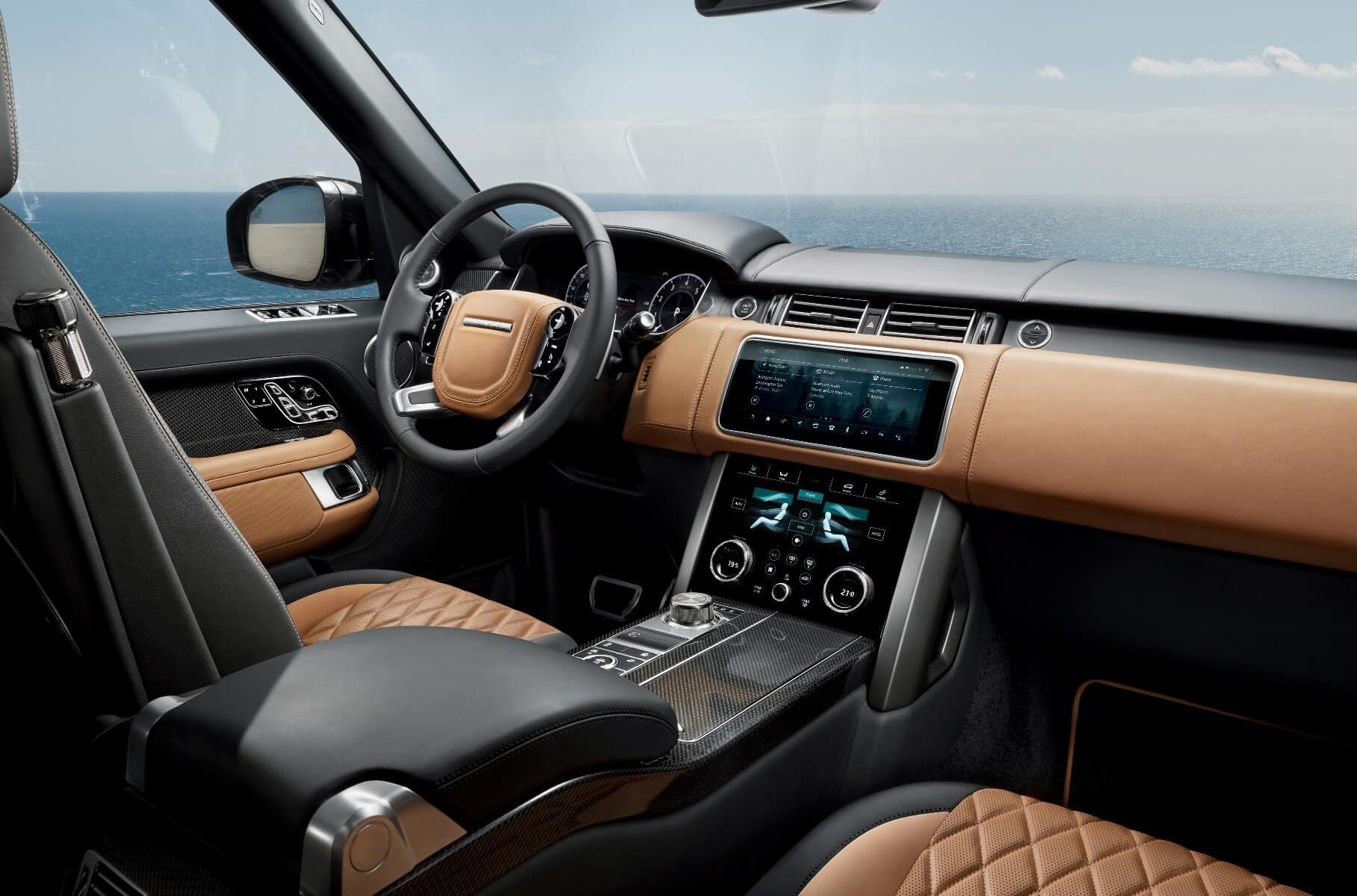 Range Rover: SVAutobiography Ultimate