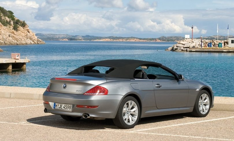 6-Series Convertible