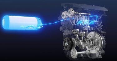 Toyota почала випробування двигуна внутрішнього згоряння на водні