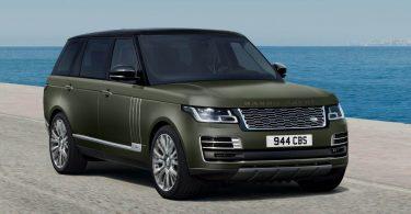 Позашляховик Range Rover отримав дві нові версії