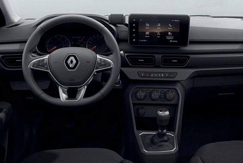 Інтер'єр Renault Taliant