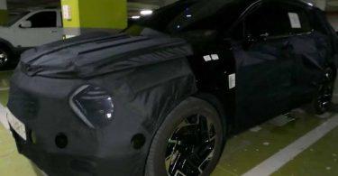Новий Kia Sportage показали на відео зовні і всередині