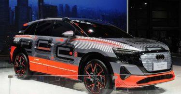 Audi готує великий електричний кросовер