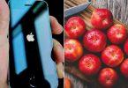Яблука і Iphone