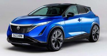 У Nissan з'явиться новий електрокар розміром з Juke