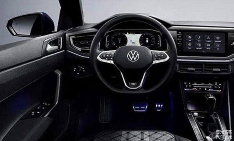 Оновлений Volkswagen Polo