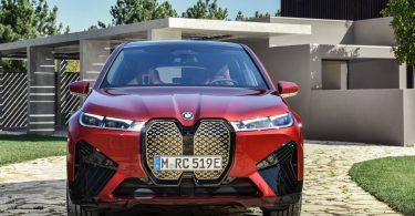Найпотужнішим електрокаром BMW стане кросовер iX M60