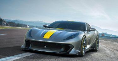 Ferrari показала новий лімітований суперкар