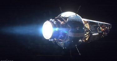 Створено двигун для далеких космічних польотів. Поки в теорії
