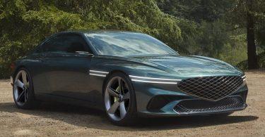 Genesis X Concept - розкішний електрокар з майбутнього [ВІДЕО]