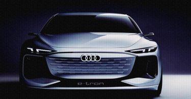 Зовнішність електричної Audi A6 розкрили до прем'єри