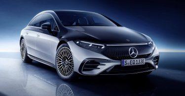 Електричний Mercedes-Benz EQS: характеристики і ціни [ФОТО]